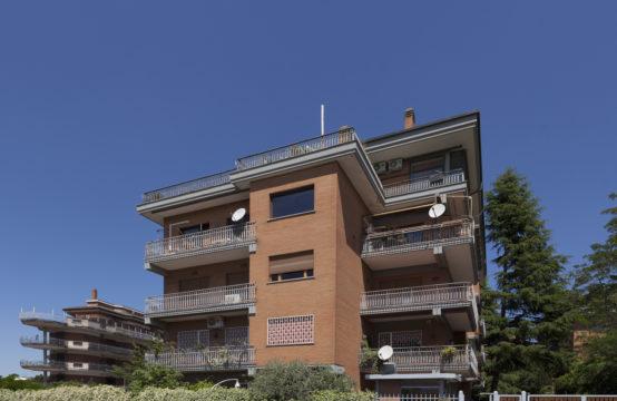 Signorile, splendido attico con terrazzo ultrapanoramico