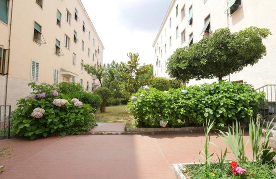 Trilocale completamente ristrutturato con terrazzo e cantine, ottimo acquisto anche uso investimento